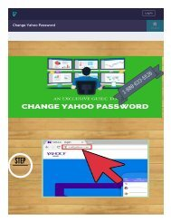 Yahoo toll-free number Call +1-888-633-5526 - Change or reset yahoo password