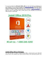 How to install Office 2016 on Windows 10