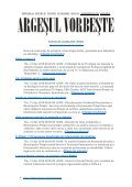 Articole de pe Argesul Vorbeste cu tine sau despre tine - Page 2
