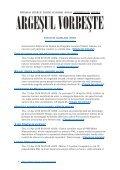 Articole de pe Argesul Vorbeste cu tine sau despre tine - Page 3