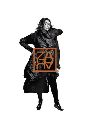 Zaha Hadid - website magazine