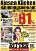 Küchen Räumungsverkauf Hettstedt Endspurt - Page 2