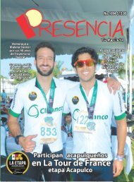 Revista Presencia Acapulco 1094