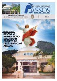 Revista Nossos Passos Abril