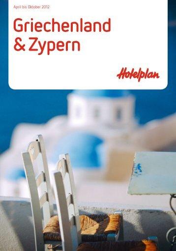 HOTELPLAN GriechenlandZypern So12