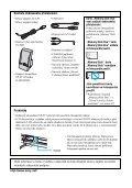 Sony DSC-M2 - DSC-M2 Consignes d'utilisation Tchèque - Page 4