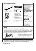 Sony DSC-M2 - DSC-M2 Consignes d'utilisation Slovaque - Page 4