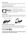 Sony DSC-M2 - DSC-M2 Consignes d'utilisation Slovaque - Page 6