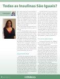 Revista Em Diabetes edicao 12 - Page 4