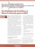 Revista Em Diabetes edicao 12 - Page 6