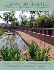 click here to download a brochure - Glenwood Cemetery