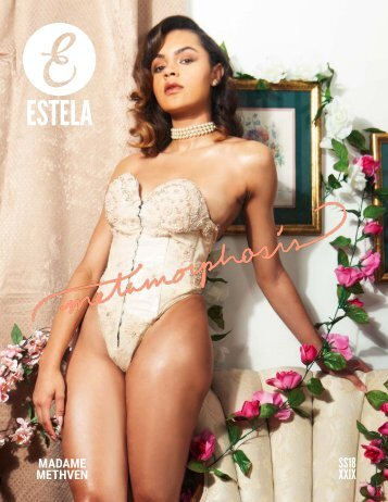 Estela Magazine: Issue XXIX Cover 1