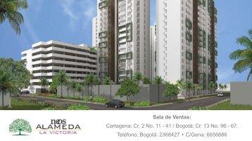 Alameda La Victoria Condominio Presentado por Rafael Enrique Perez Lequerica