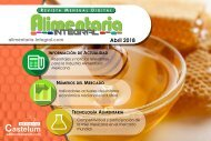ALIMENTARIA INTEGRAL ABRIL 2018
