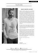 AJOURE´ Men Magazin Mai 2018 - Page 3