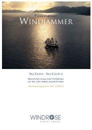 WIND FaszinationWindjammer Wi1112