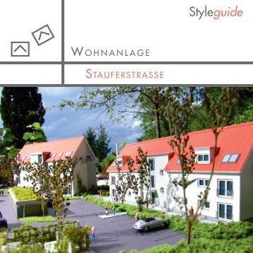 Styleguide_Stauferstraße