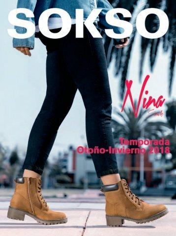 Sokso - Nina Simik Otoño Invierno 18