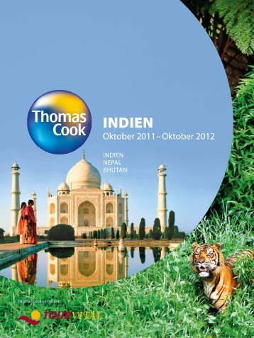 THOMASCOOK Indien 2012