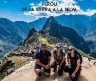 Clément Villemont - PEROU : De la Sierra à la Selva