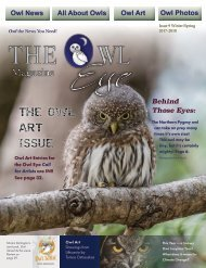 The Owl Eye Magazine Issue 9
