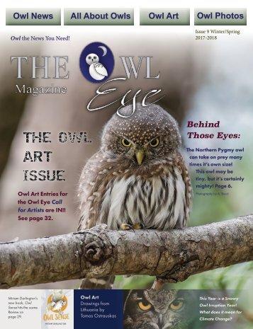 The Owl Eye Magazine Issue 9