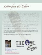 The Owl Eye Magazine Issue 9 - Page 3