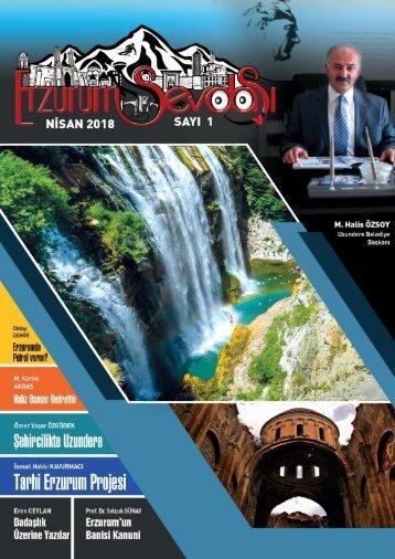Erzurum sevdası Basılacak