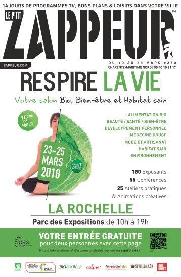 Le P'tit Zappeur - Larochelle #230