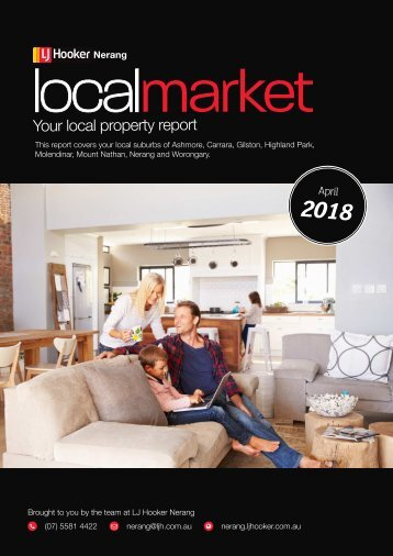 LJHN Local Market Report April 2018