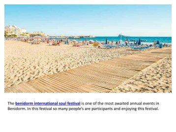 benidorm festival