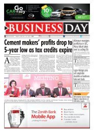 BusinessDay 16 Apr 2018