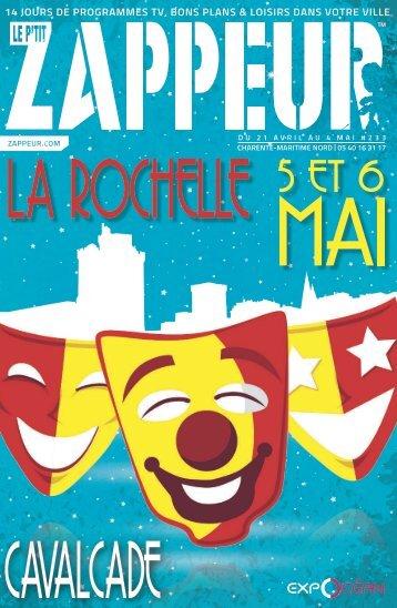 Le P'tit Zappeur - Larochelle #233