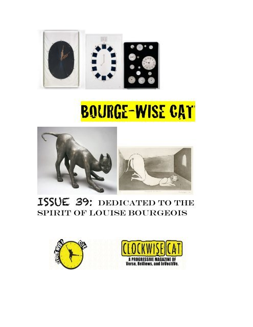 Bourge-wise Cat