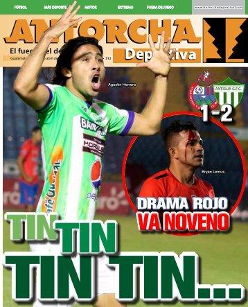 Antorcha Deportiva 312