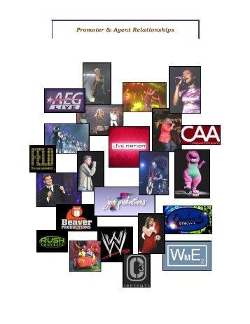 13. RW Promoter & Agent