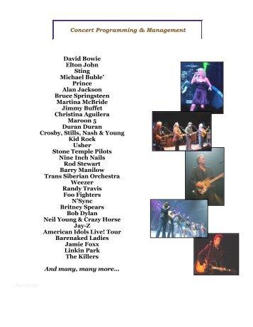 15. RW Concert Listing 1