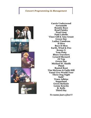 16. RW Concert Listing 2