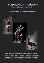 Tanzkurs - Tanzsportzentrum Paderborn