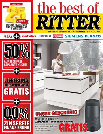 The best of  Möbel Ritter - Küchen