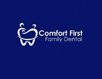 Comfort First Family Dental logo