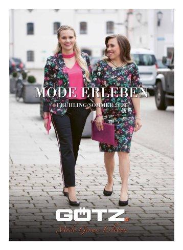 Mode Erleben - Modehaus Götz