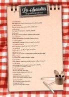 menu sans prix 2018 - Page 5