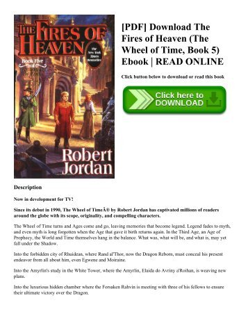 Reborn download ebook the dragon robert jordan free
