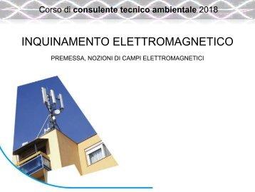 6.1 INQUINAMENTO ELETTROMAGNETICO