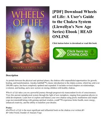 Pdf download wheels of life a users guide to the chakra system pdf download wheels of life a users guide to the chakra system llewellyns fandeluxe Gallery
