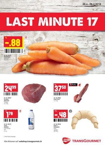 Last Minute 17