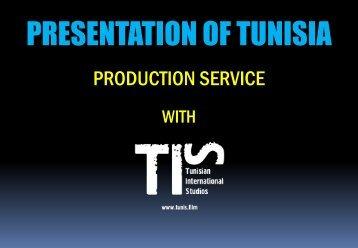 Presentation TIS 2018
