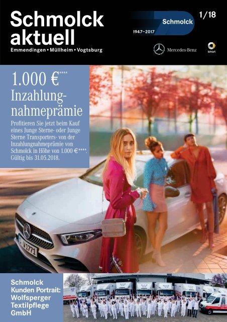 Schmolck aktuell Mercedes-Benz 2018-01