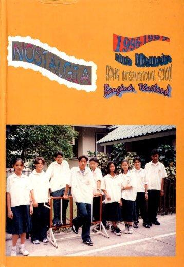 1996-1997 Nostalgia Pine Memoirs